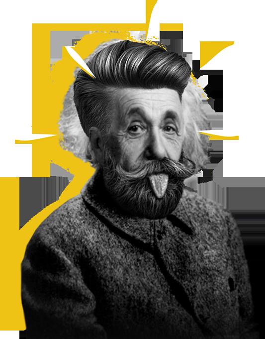 Albert Einstein - Beedoo